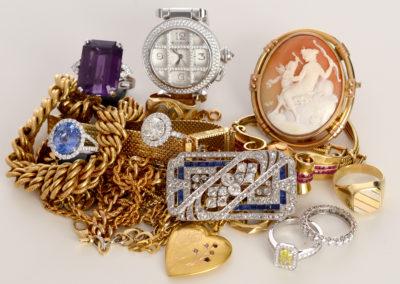 Aankoop, verkoop juwelen